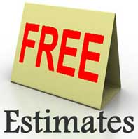 tankless water heater, best tankless water heater, free estimate for tankless waterheater Free estimates for just about everything we do