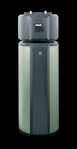 GE hybred heatpump water heater.