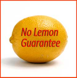 Hot water heater, tankless water heater, home water heater. No one deserves to be stuck with a lemon. Give us a call and relax. You'll be lemon free.